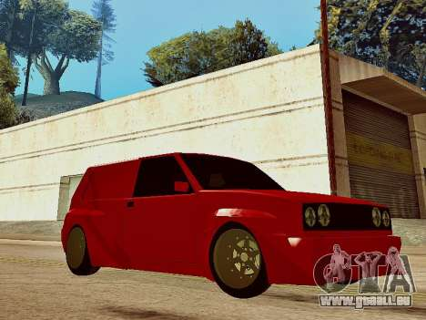 Club Sport pour GTA San Andreas