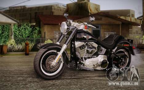 Harley-Davidson Fat Boy Lo 2010 pour GTA San Andreas