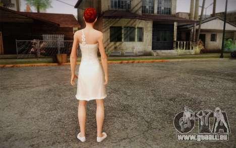 Nina pour GTA San Andreas deuxième écran
