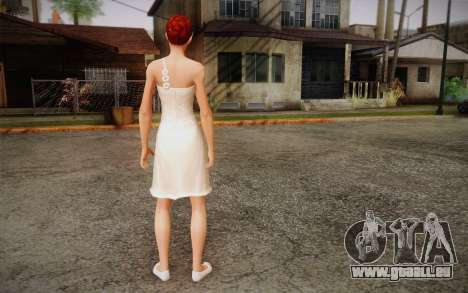 Nina für GTA San Andreas zweiten Screenshot