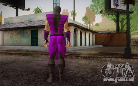 Regen из Ultimative MK3 für GTA San Andreas zweiten Screenshot