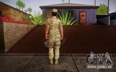 Del Vago für GTA San Andreas zweiten Screenshot