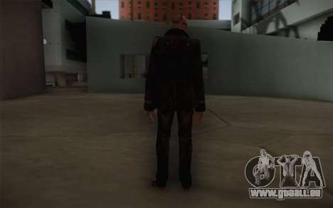 Jason Voorhees Modern Version für GTA San Andreas zweiten Screenshot