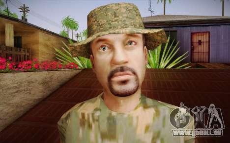 Del Vago pour GTA San Andreas troisième écran