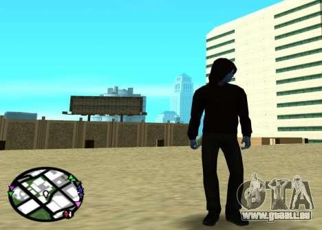 Macht von den neuen spider-man 2 für GTA San Andreas zweiten Screenshot