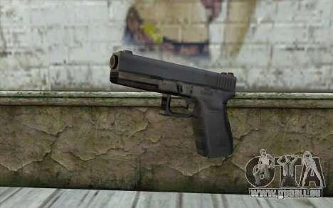 Manhunt Glock pour GTA San Andreas
