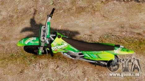 GTA V Maibatsu Sanchez wheels v1 für GTA 4 rechte Ansicht