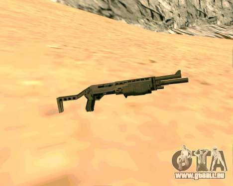 SPAS-12 из Vice City Stories für GTA San Andreas