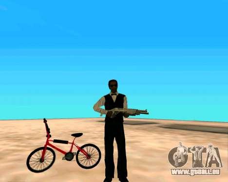 SPAS-12 из Vice City Stories pour GTA San Andreas troisième écran