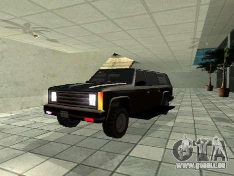 SWAT Original Cruiser für GTA San Andreas