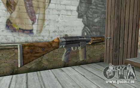 R91 Assault Rifle für GTA San Andreas zweiten Screenshot