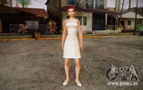 Nina pour GTA San Andreas