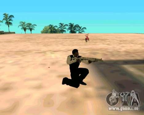 SPAS-12 из Vice City Stories pour GTA San Andreas deuxième écran