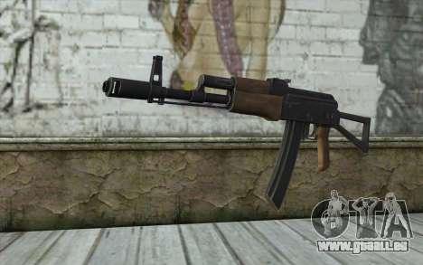 AK74 Rifle pour GTA San Andreas