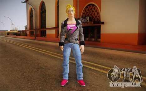 Hulman pour GTA San Andreas