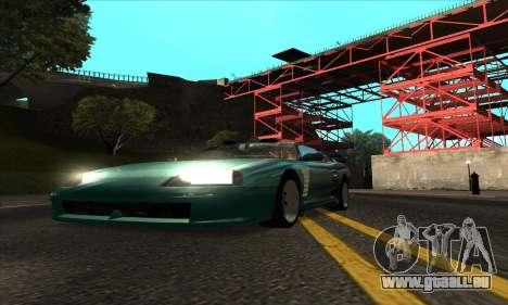 ENB mod sehr schwachen PC für GTA San Andreas