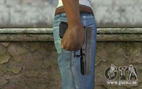 Manhunt Glock pour GTA San Andreas troisième écran