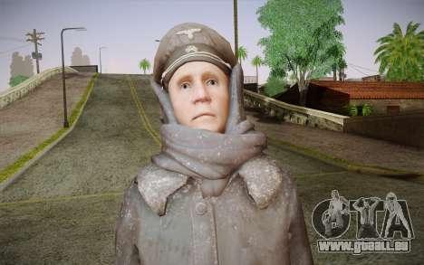 Friedrich Steiner из CoD: Black Ops für GTA San Andreas dritten Screenshot
