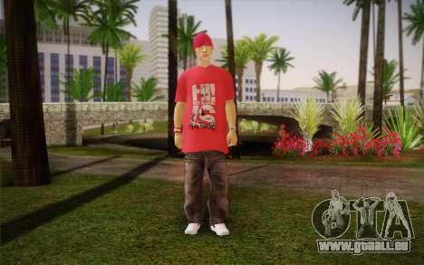 Eminem pour GTA San Andreas