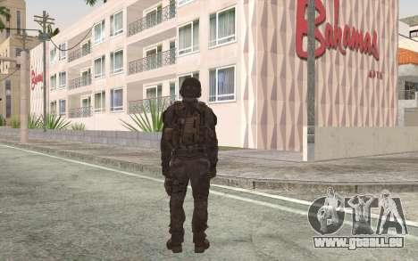 Keegan P. Russ pour GTA San Andreas deuxième écran