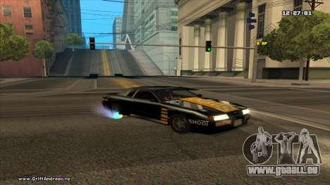 Elegy-Hotring pour GTA San Andreas