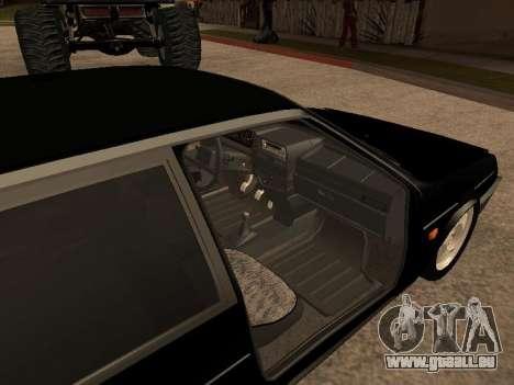 VAZ 2109 Bandit V 1.0 pour GTA San Andreas vue de droite