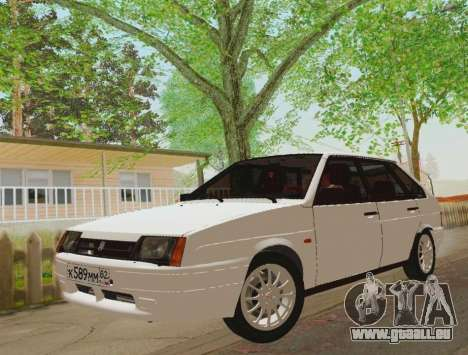 VAZ-21093 pour GTA San Andreas