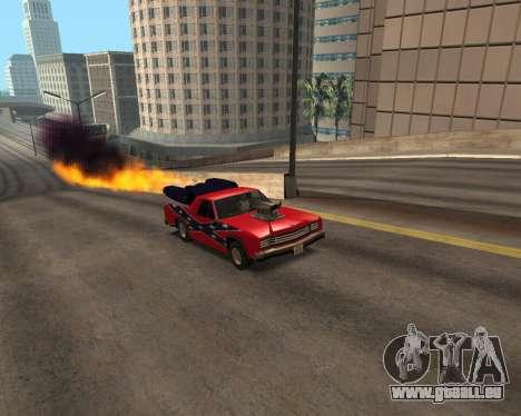 Rocket Picador GT für GTA San Andreas