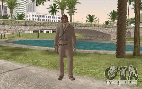 John Marston Gentleman Attire pour GTA San Andreas