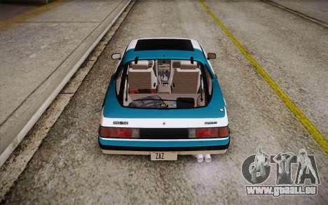 Mazda RX-7 GSL-SE 1985 HQLM für GTA San Andreas Motor