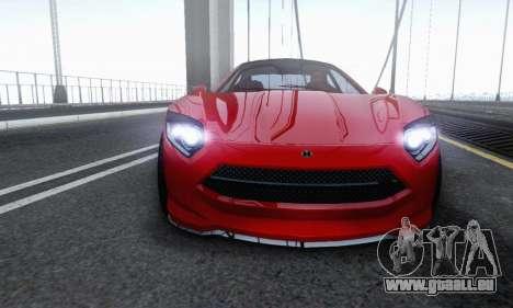 Hijak Khamelion V1.0 pour GTA San Andreas vue de droite