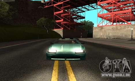 ENB mod sehr schwachen PC für GTA San Andreas dritten Screenshot