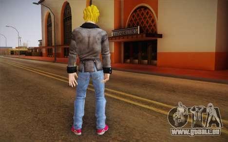 Hulman pour GTA San Andreas deuxième écran