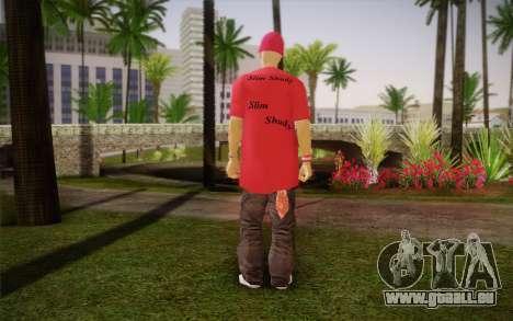 Eminem pour GTA San Andreas deuxième écran