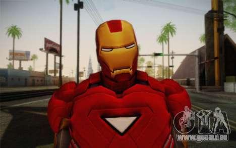 Iron man für GTA San Andreas dritten Screenshot