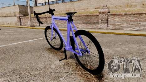 GTA V Race Bike pour GTA 4 Vue arrière de la gauche