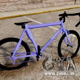 GTA V Race Bike pour GTA 4 est une gauche