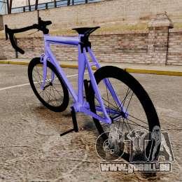 GTA V Race Bike für GTA 4 hinten links Ansicht
