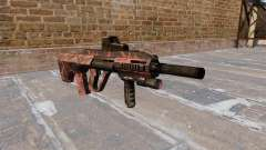 Machine Steyr AUG A3 Rouge tigre