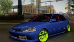 Honda Civic EK9 2000 Hellflush