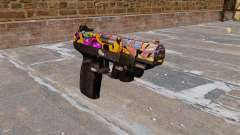 Pistole FN Five seveN LAM Graffiti