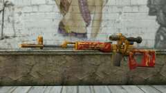 Le Dragunov Sniper Rifle (Point Blank)