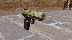 Pistolet FN Cinq à sept Vert Camo