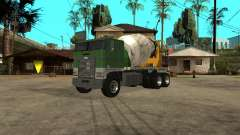 Ciment transporteur de GTA 4