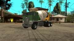 Ciment transporteur de GTA 4