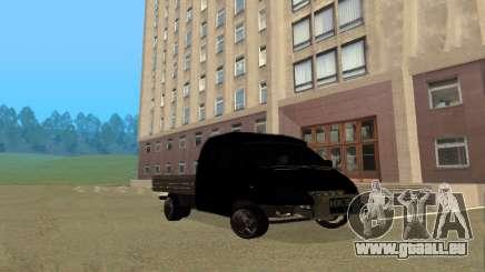 GAZ 3302 V8 Diables pour GTA San Andreas