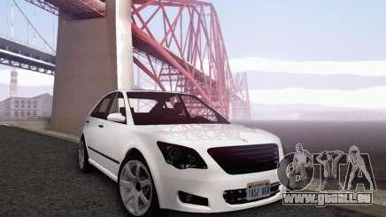 Karin Asterope V1.0 pour GTA San Andreas