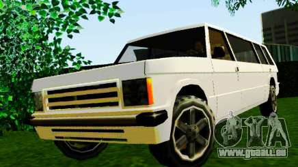 Huntley Limousine pour GTA San Andreas