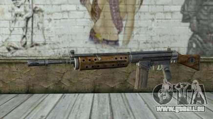 R91 Assault Rifle pour GTA San Andreas