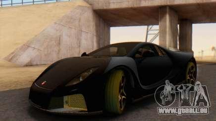GTA Spano 2014 IVF für GTA San Andreas